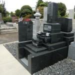 築地本願寺和田堀廟所でお墓完成しました