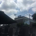 青山霊園、江戸川区、葛飾区立石で納骨法要をしました