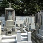 足立区綾瀬のお寺で納骨法要をしました