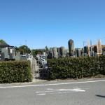 行田市のお墓の工事をしてきました