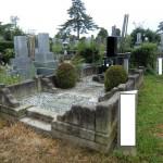 八柱霊園でお墓のリフォーム工事をしました