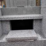 江戸川区のお寺で建墓工事をしました