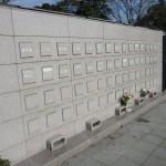 谷中霊園の立体埋蔵施設の銘板に彫刻をしました