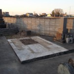 埼玉県吉川市のお寺でお墓の解体工事をしました