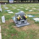 市川市霊園の新区画 14区に建墓しました