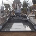 八柱霊園にてお墓を建てました