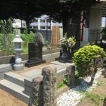 雑司ヶ谷霊園で納骨法要のお手伝いをしてきました