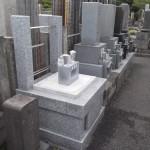 江戸川区のお寺で建墓致しました