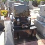 グリーンパーク船橋霊園にて建墓工事をしました
