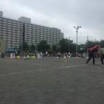 幼稚園の運動会へ行ってきました