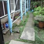 台東区根津で張石工事をしております/完成しました