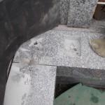 江戸川区のお寺で建墓工事/完成しました