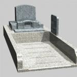 八柱霊園で新規墓所の図面確認を行いました